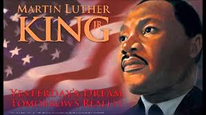 Dr. Martin Luther King Jr. Birthday - No School