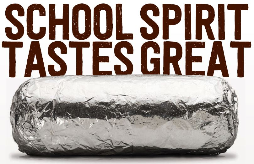 Spirit Night - Chipotle @ Chipotle
